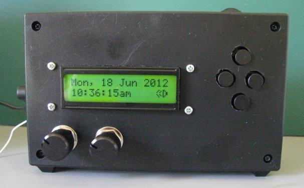 ArduinoLibs: Alarm Clock
